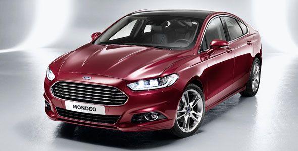 El nuevo Ford Mondeo contará con el motor EcoBoost 1.0
