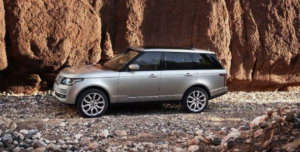 Nuevo Range Rover: a principios de 2013