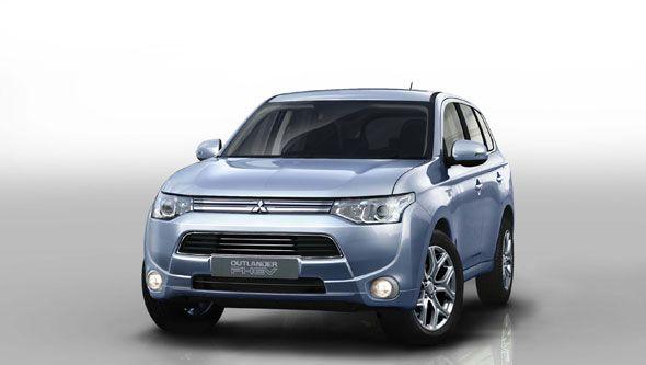 ¿Qué lleva Mitsubishi al Salón del Automóvil de París?