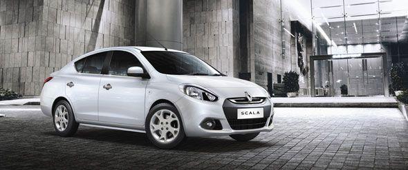 Nuevo Renault Scala, para el mercado indio