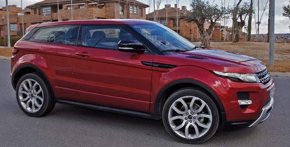 Range Rover Evoque 2.0 Si4 3p Dynamic: la prueba