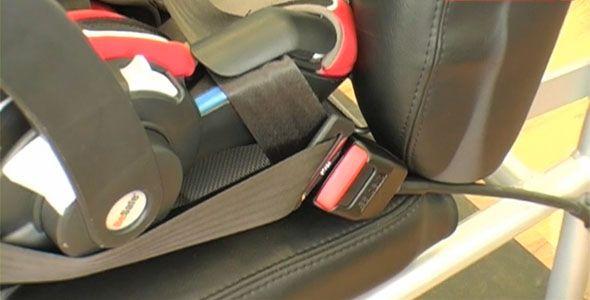 Tráfico inicia una campaña de control de uso del cinturón de seguridad