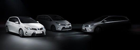 Novedades de Toyota para el Salón de París