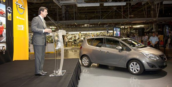 General Motors pide al Gobierno impulsar el mercado del automóvil