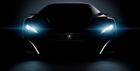 Peugeot Onix: deportivo híbrido que se presenta en París