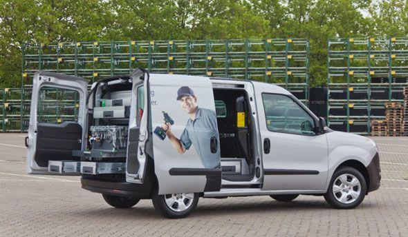 Opel presenta mejoras en sus gamas comerciales para el salón de Hannover