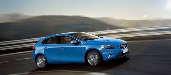 Volvo lanza el V40 R-Design