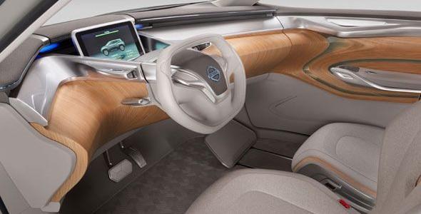 El concept Nissan TeRRA, con hidrógeno como combustible, verá la luz en París