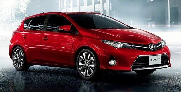 Toyota prepara el Auris SW Híbrido