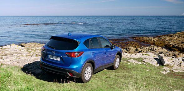 Mazda CX-5 Skyactiv Style 2WD 2.2 diésel: a prueba