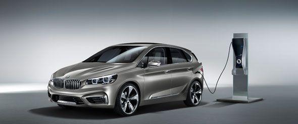 El BMW Concept Active Tourer pisará la alfombra de París