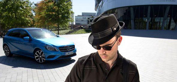 Nuevo catálogo de accesorios A-Class Selection para el Mercedes Clase A