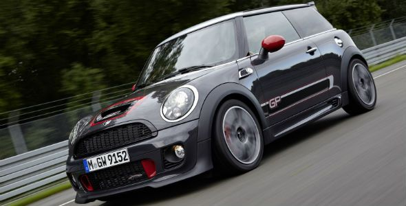 Mini John Cooper Works GP: de carreras en París