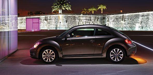 El Volkswagen Beetle TSI 160CV estrena cambio DSG