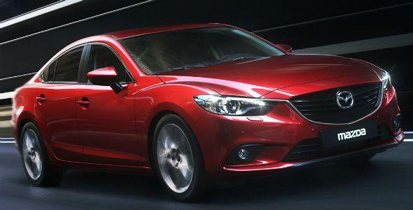Mazda6, con tecnología i-ACTIVSENSE