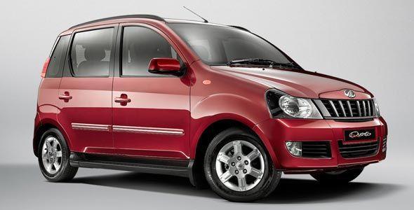 Mahindra Quanto: llega a Europa el SUV hindú