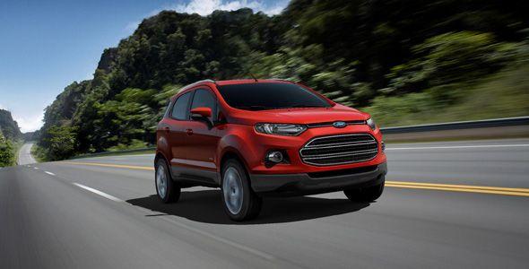 Ford EcoSport, el Fiesta SUV llegará a Europa