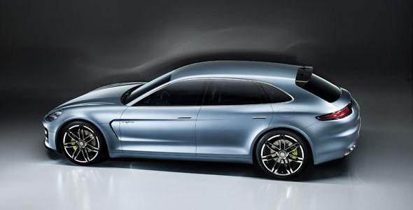 Porsche Panamera Sport Turismo: visionario del futuro de la marca