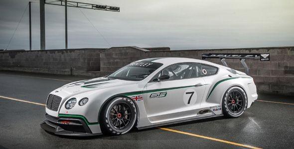 Bentley Continental GT3: directo al circuito