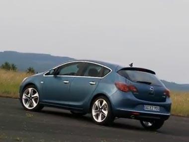 Opel Astra, la gama al completo