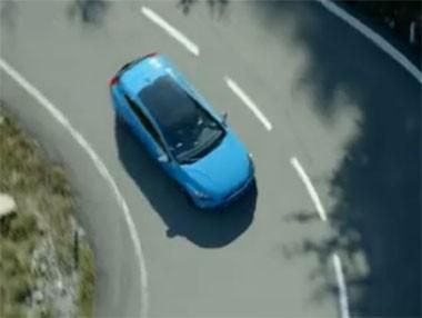 Vídeo Volvo V40 R-Design, aspecto deportivo