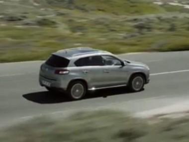 El nuevo Peugeot 4008, en vídeo
