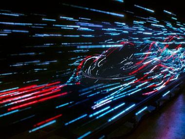 Nuevo McLaren, episodio I, Salón de París 2012