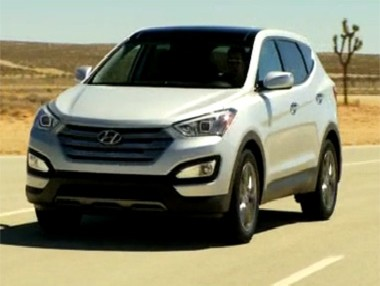 Hyundai Santa Fe, así es