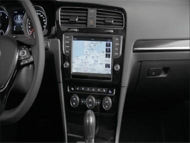 Interior del Volkswagen Golf VII