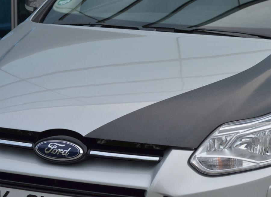 Ford utilizará fibra de carbono en sus modelos para aligerar el peso del conjunto.