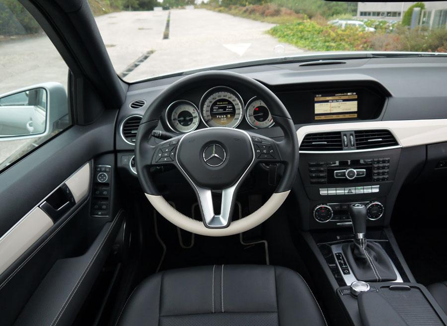 Mercedes C 220 CDi Elegance, Rubén Fidalgo