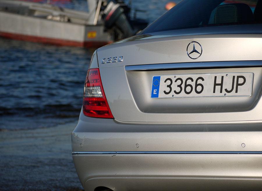 Mercedes C 220 CDi Elegance, Canido, Rubén Fidalgo