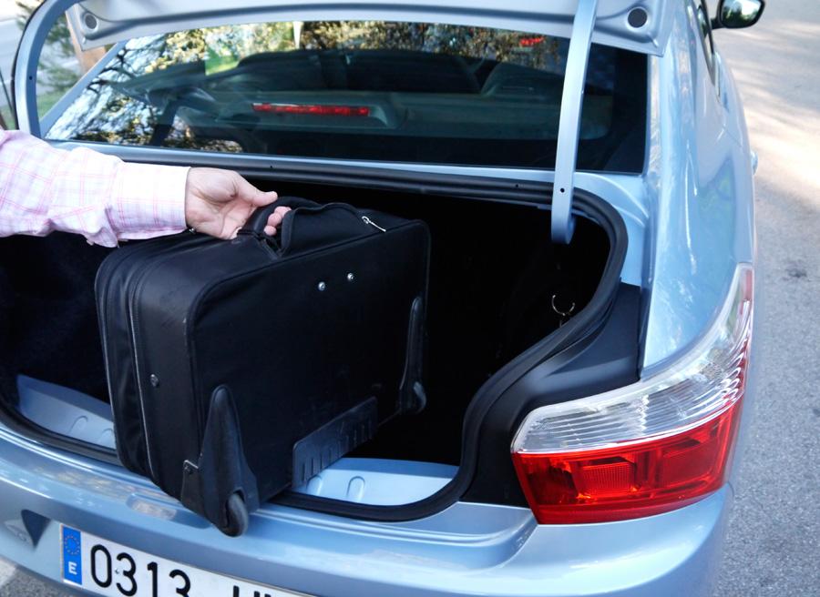 Prueba presentación Citroën C-Elysee