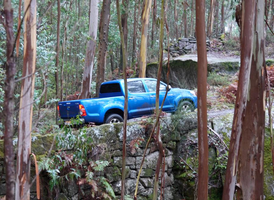 Ruta Aventura Toyota 4x4 2012 Toyota Hilux, Rubén Fidalgo