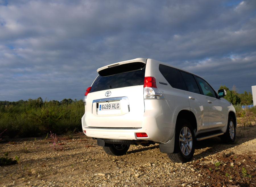 Toyota Land Cruiser 60th Aniversary, Tui, Rubén Fidalgo