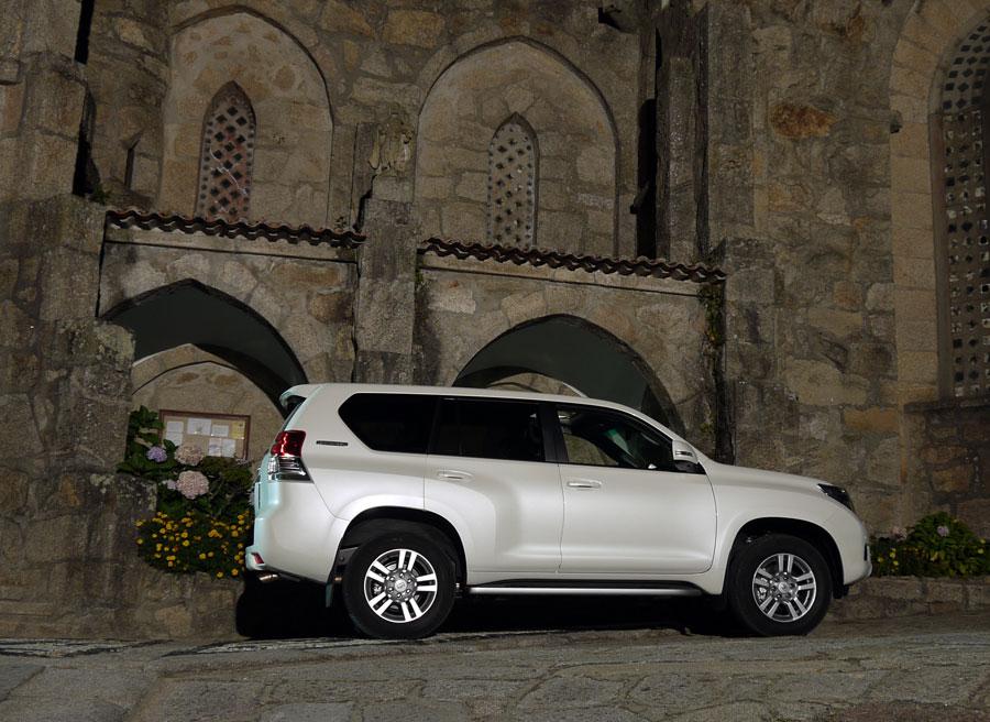 Toyota Land Cruiser 60th aniversario, Playa América, Rubén Fidalgo