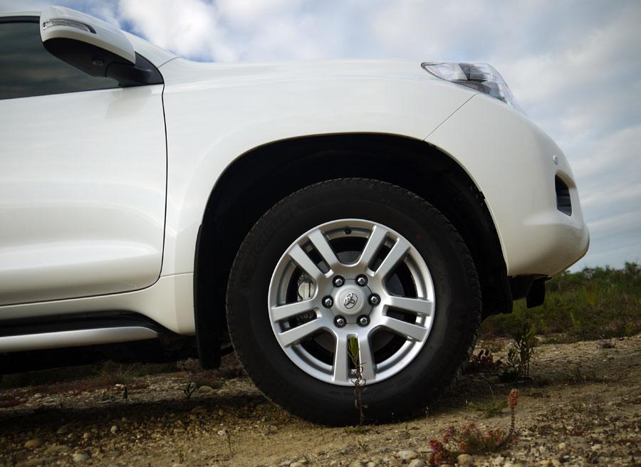 Toyota Land Cruiser 60th aniversario, Rubén Fidalgo