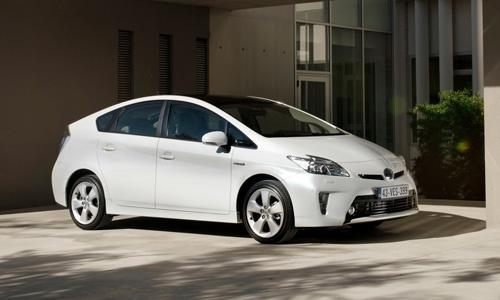 El Toyota Prius y la tecnología híbrida tienen parte de culpa de los últimos éxitos de la firma.