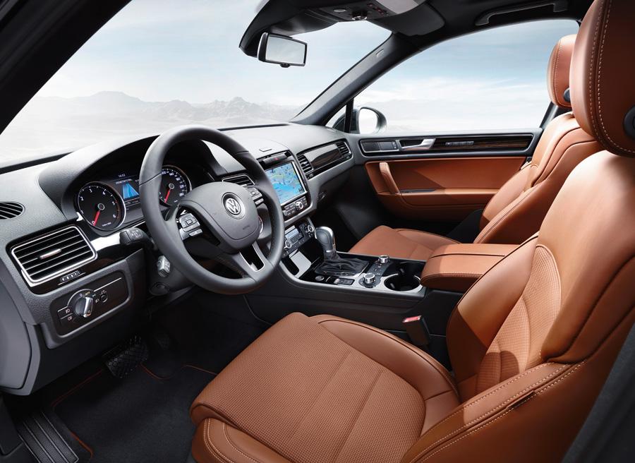 VW Touareg Edition X