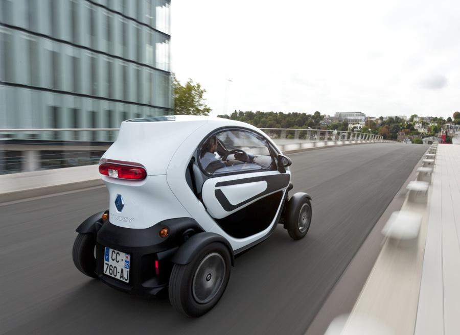 Ventanillas Renault Twizy
