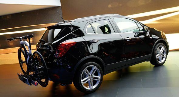 El Opel Mokka incopora nuevos sistemas de asistencia al conductor y Opel Flex