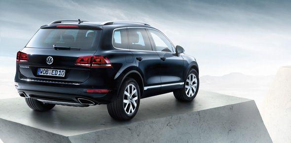 Nueva serie especial VW Touareg Edition X