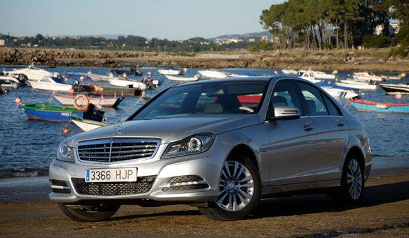 Probamos el Mercedes Clase C 220 CDi Elegance