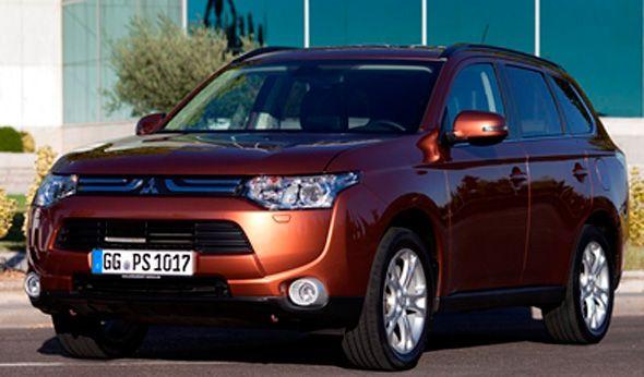 El nuevo Mitsubishi Outlander llega en octubre a España