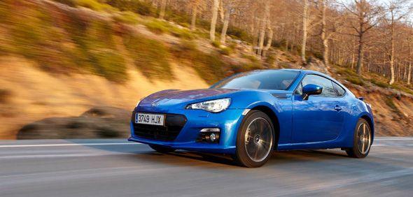 Precios definitivos del Subaru BRZ