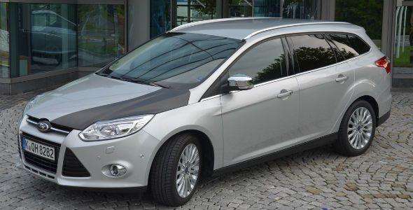 Ford desarrolla un capó de fibra de carbono