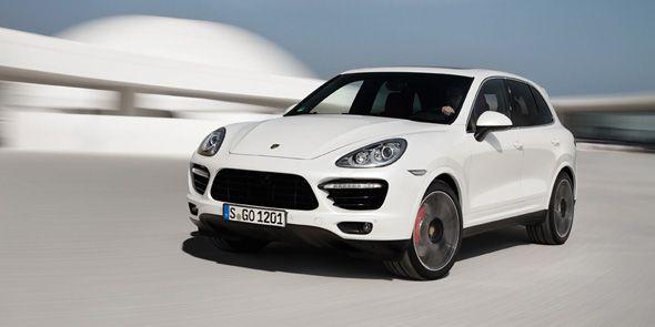 El Porsche Cayenne Turbo S llegará en enero de 2013
