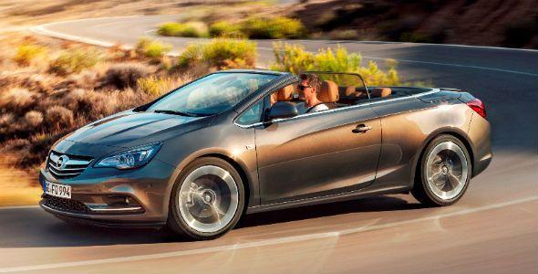 Opel Cabrio: la tradición se presenta en el Salón de Ginebra