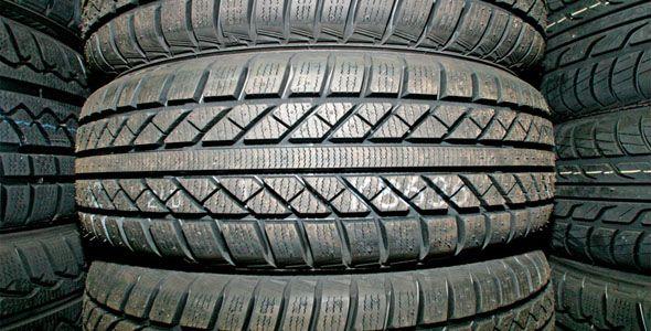 Un neumático con etiqueta A frena 18 metros antes que uno G