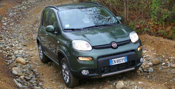 El Fiat Panda 4×4 sale a la venta